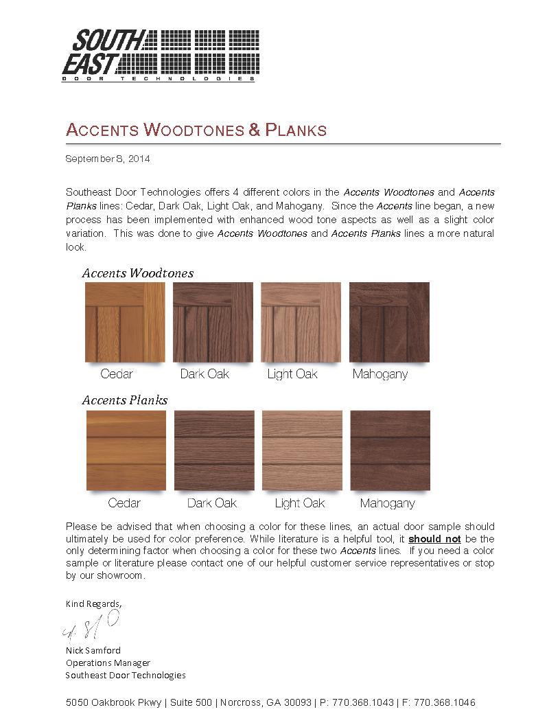 Accents Bulletin 9-8-14
