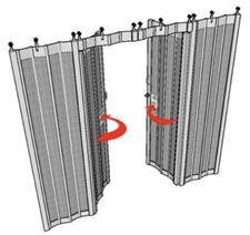 side-folding-emergency-egress
